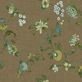 York Wall Coverings York Wallcoverings 56 sq. ft. Global Chic Graceful Garden Trail Wallpaper