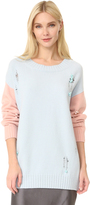 Natasha Zinko Pearly Sweater