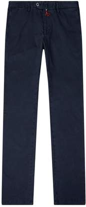 Isaia Slim-Fit Chinos