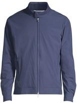 Peter Millar Crown Soft Regular-Fit Bomber Jacket