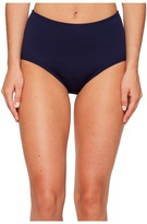 TYR Solid High Waist Bikini Bottom Women's Swimwear
