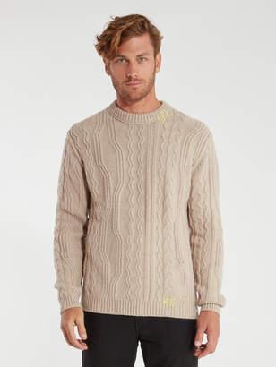 Zadig & Voltaire Liam Baco Crewneck Sweater