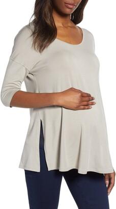 Isabella Oliver Maternity Yoga Top