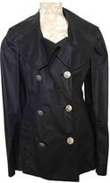 Vivienne Westwood Navy Cotton Coats