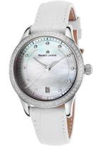 Maurice Lacroix LC1026-SD501-170 Women's Les Classiques Diamond White Genuine