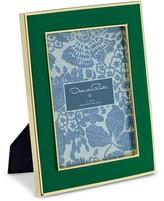 Oscar de la Renta Emerald Bryant Frame, 5x7