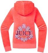 Juicy Couture Original Jacket in Juicy Vanity Velour
