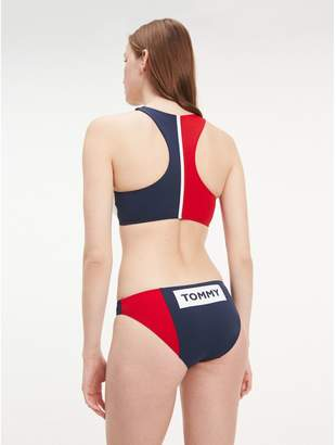 Tommy Hilfiger Colorblock Bikini Swim Bottom