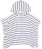 Ralph Lauren Girls' Striped Cotton Gauze Cover-Up - Baby