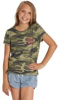 Billabong Girl's Roll With It Tee
