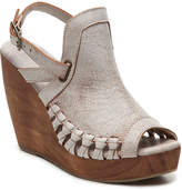 Very Volatile Women's Aspire Wedge Sandal -Off White