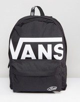Vans Logo Realm Backpack
