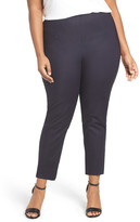 Nic+Zoe Perfect Side Zip Pant (Plus Size)