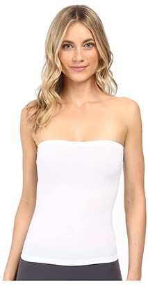 Wolford Fatal Top (White) Women's Clothing