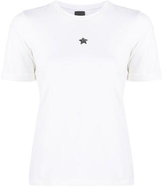 Lorena Antoniazzi star-embellished T-shirt