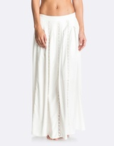 Roxy Womens Peace Pattern Maxi Skirt