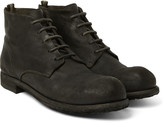 Officine Creative - Distressed Leather Boots