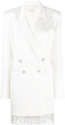 Giuseppe di Morabito Gemstone-Detailed Blazer Dress