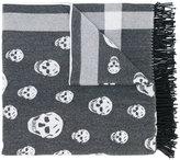 Alexander McQueen Skull scarf - women - Cashmere/Wool - One Size