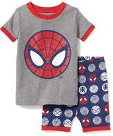 Old Navy Marvel Comics Spiderman Sleep Set for Toddler & Baby