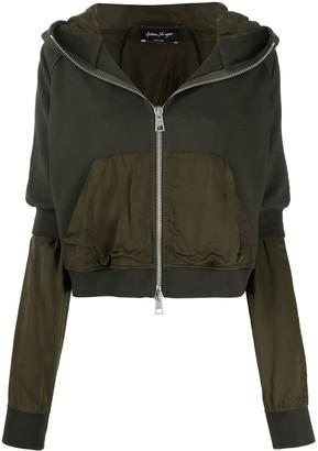 Andrea Ya'aqov Zip-Up Hooded Jacket