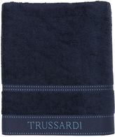 Trussardi Ribbon Cotton Towel