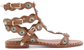 Ash Phoenix embellished sandals