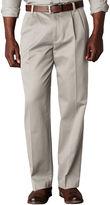 Dockers Signature Classic-Fit Pleated Pants - Big & Tall