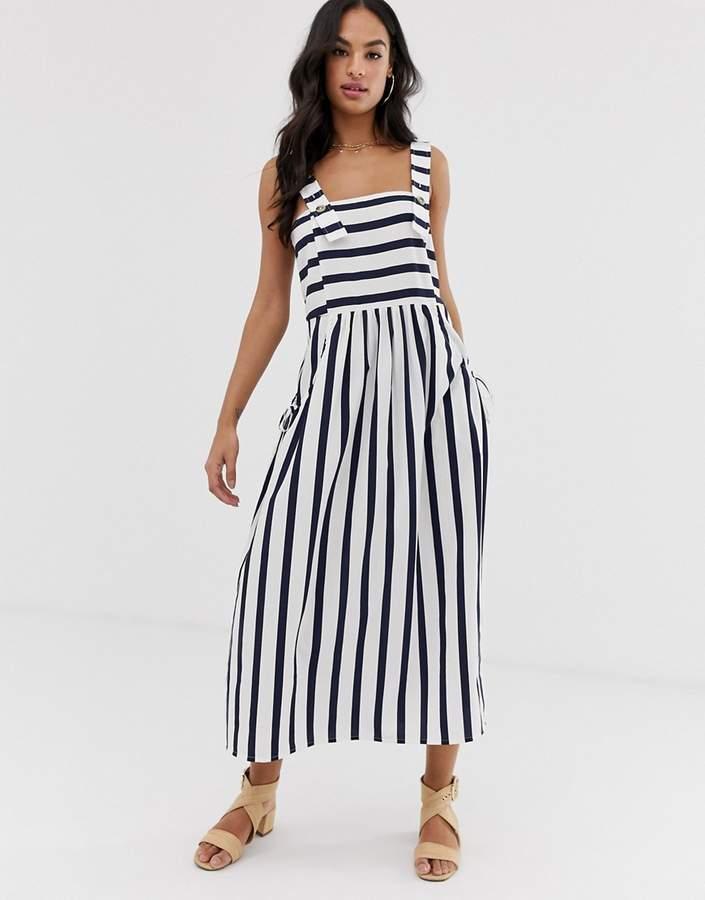 19307ca509e Dungaree Style Dress - ShopStyle UK