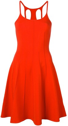 DSQUARED2 Fitted Sleeveless Dress