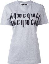 McQ by Alexander McQueen logo print T-shirt
