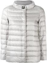 Herno padded jacket - women - Cotton/Polyamide/Polyester/Goose Down - 42
