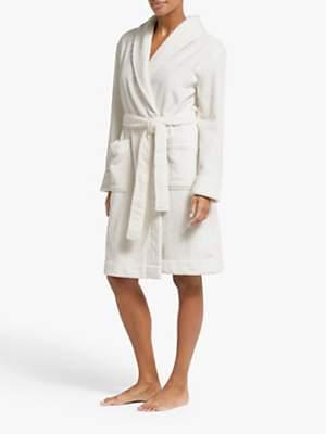 John Lewis & Partners Morgan Stripe Robe