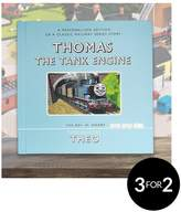 Thomas The Tank Engine Personalised Book In Gift Box