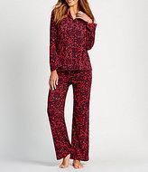 Cabernet Petite Floral Pajamas