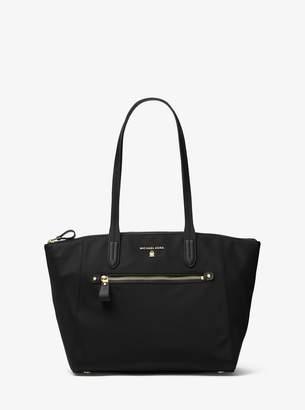 MICHAEL Michael Kors Kelsey Medium Nylon Tote Bag