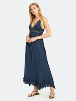 Thumbnail for your product : Free People Adella Maxi Slip Dress