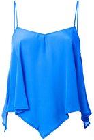 Roberto Collina 'Triangular Cami' blouse - women - Silk - XS