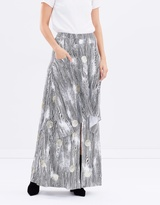 Sass & Bide Good To Love Embellished Maxi Skirt