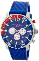 Tommy Bahama Men's Atlantis Chronograph Silicone Strap Sport Quartz Watch