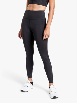 Athleta 7/8 Mesh Tights