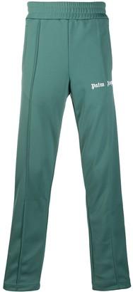 Palm Angels Stripe Applique Track Pants