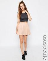 Asos Skater Skirt in Texture
