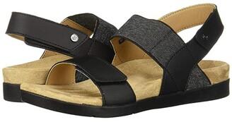 Spenco Sanabel Sandal (Black) Women's Sandals