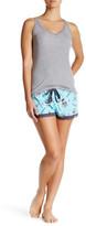 PJ Salvage Pajama Short