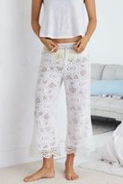 aerie Sunflower Lace Culotte