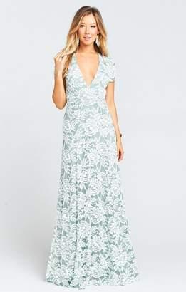 Show Me Your Mumu Eleanor Maxi Dress