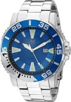 Oceanaut Men's OC2913 Marletta Analog Display Quartz Silver Watch