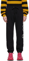 Gucci Black Jogging Lounge Pants
