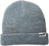 Neff Men's Fold Heather Beanie